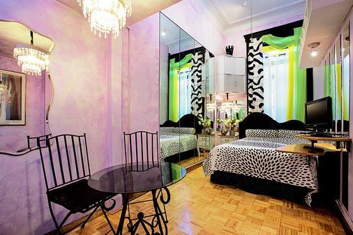 哈林国际舒适酒店 - 纽约 - 睡房