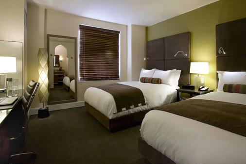 安达卢西亚酒店 - 阿尔伯克基 - 睡房