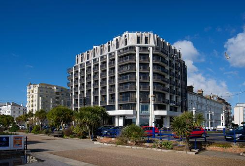 伊斯特本中心酒店 - 伊斯特布恩 - 建筑