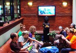 加德满都生态酒店 - 加德满都 - 大厅