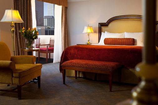 丹佛华威酒店 - 丹佛 - 睡房