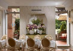 贝斯特韦斯特欧里姆匹亚酒店 - 威尼斯 - 餐馆