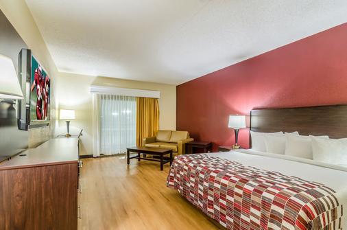 红顶会议中心酒店-威奇托机场 - 威奇托 - 睡房