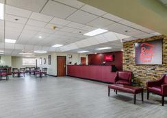 红顶会议中心酒店-威奇托机场 - 威奇托 - 大厅