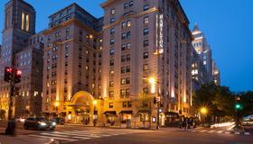汉密尔顿皇冠假日酒店 - 华盛顿 - 建筑