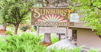 Sunburst Condominiums, a VRI resort - 斯廷博特斯普林斯 - 户外景观