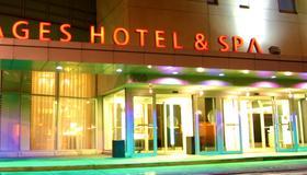 多伦多中心潘塔基斯酒店 - 多伦多 - 建筑