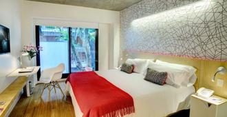 欧恩格兰德帕勒莫苏豪酒店 - 布宜诺斯艾利斯 - 睡房