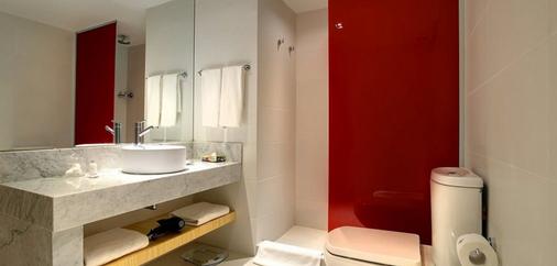 欧恩格兰德帕勒莫苏豪酒店 - 布宜诺斯艾利斯 - 浴室