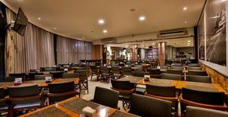 孔戈尼亚斯套房金钗酒店 - 圣保罗 - 餐馆