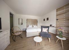 丹宁霍夫酒店 - 罗伊特 - 睡房