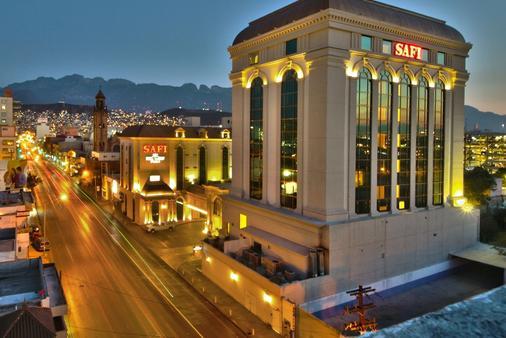 萨菲塔皇家豪华酒店 - 蒙特雷 - 建筑