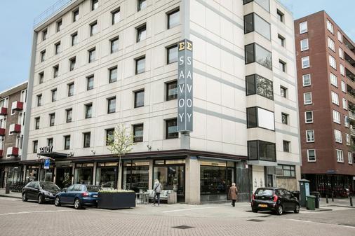 鹿特丹萨伏伊罕布什尔酒店 - 鹿特丹 - 建筑
