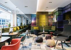 鹿特丹萨伏伊罕布什尔酒店 - 鹿特丹 - 大厅