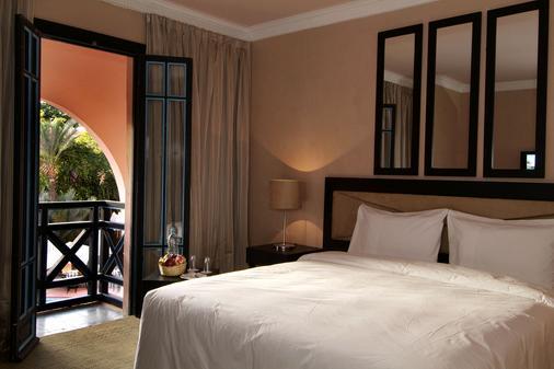 马拉喀什迪奇卡酒店 - 马拉喀什 - 睡房