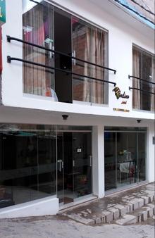 安迪诺住宿加早餐旅馆 - 马丘比丘 - 建筑