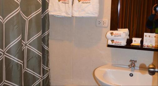 安迪诺住宿加早餐旅馆 - 马丘比丘 - 浴室