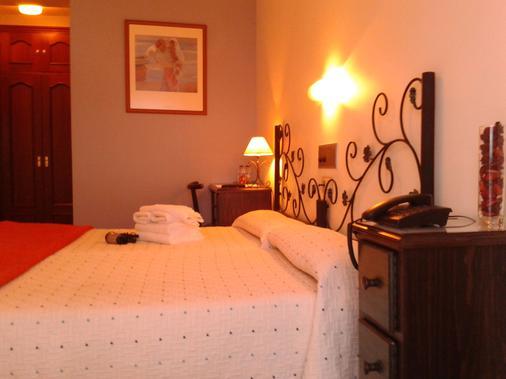 B-Nor酒店 - 圣地亚哥-德孔波斯特拉 - 睡房