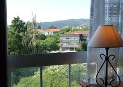 B-Nor酒店 - 圣地亚哥-德孔波斯特拉 - 阳台