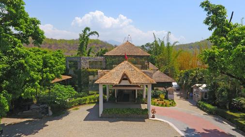 伍德堡 SPA 度假村 - Rāmnagar - 建筑