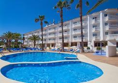 瑟维集团罗马纳酒店 - 阿尔考斯布里 - 游泳池