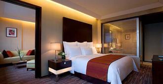 上海龙之梦万丽酒店 - 上海 - 睡房