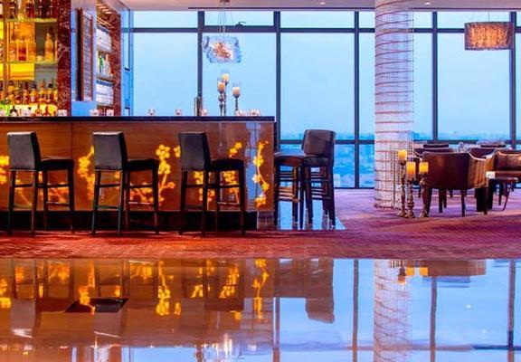 上海龙之梦万丽酒店 - 上海 - 酒吧