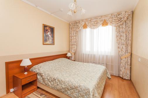 弗拉德基诺公寓式酒店 - 莫斯科 - 睡房
