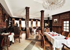 特威斯特酒店 - 克罗斯诺 - 餐馆