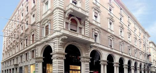 阿尔伯格全景旅馆 - 博洛尼亚 - 建筑