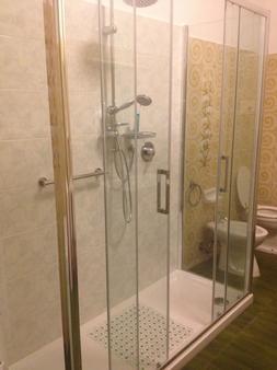 阿尔伯格全景旅馆 - 博洛尼亚 - 浴室