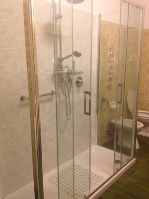 博洛尼亚全景酒店 - 博洛尼亚 - 浴室