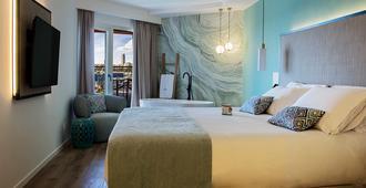 海洋套房美利亚酒店 - 阿利坎特 - 睡房