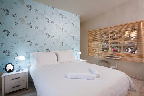 利维酒店 - 特拉维夫 - 睡房