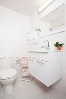 利维酒店 - 特拉维夫 - 浴室