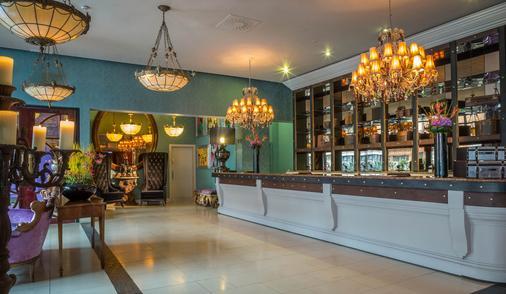 三位一体城市酒店 - 都柏林 - 柜台