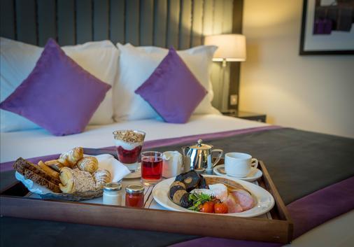 三位一体城市酒店 - 都柏林 - 食物