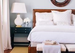 乔治街零号酒店 - 查尔斯顿 - 睡房