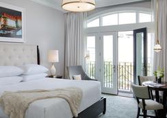 斯佩克塔特酒店 - 查尔斯顿 - 睡房