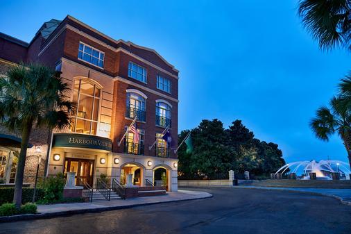 海港景酒店 - 查尔斯顿 - 建筑
