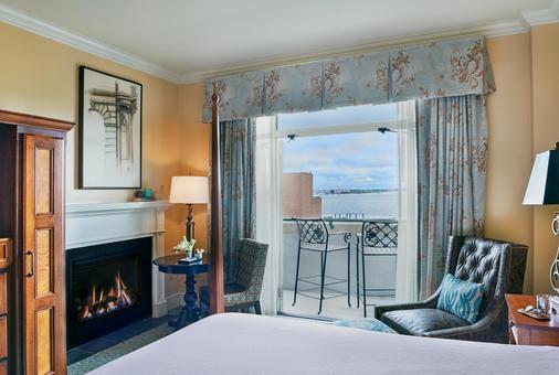 海港景酒店 - 查尔斯顿 - 阳台