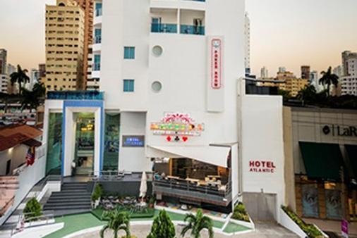 大西洋勒克斯酒店 - 卡塔赫纳 - 建筑