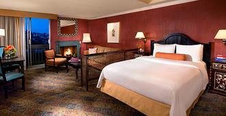 贝提艾米塔基酒店 - 洛杉矶 - 睡房