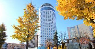 札幌王子大饭店 - 札幌 - 建筑