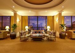 波尔图湾度假酒店 - 丰沙尔 - 休息厅