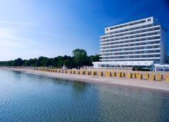 希尔彻洛斯申水疗大酒店及高尔夫度假村 - 蒂门多弗施特兰德 - 建筑