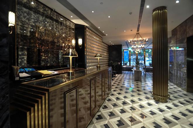 香港王子酒店 - 香港 - 柜台