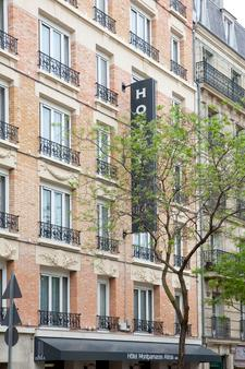 阿莱西亚蒙帕那斯酒店 - 巴黎 - 建筑