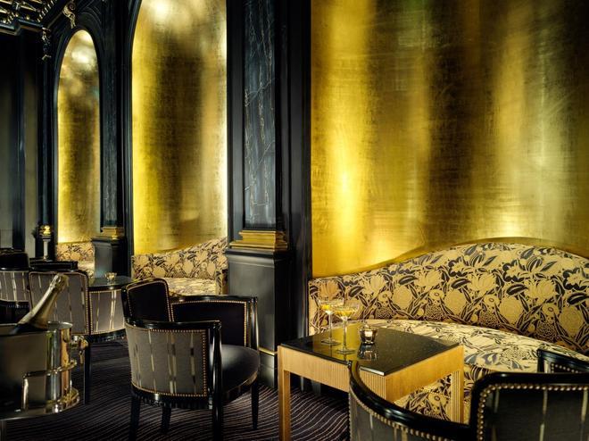 伦敦萨沃依饭店 - 伦敦 - 休息厅