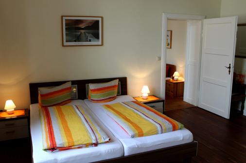 阿瓦隆酒店 - 什未林 - 睡房